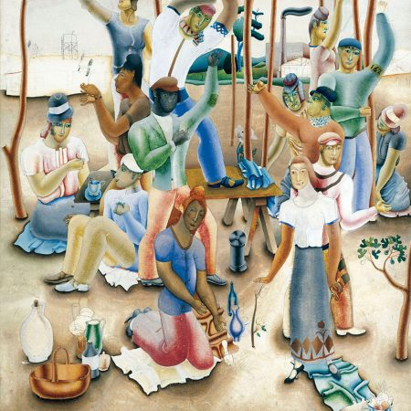 edward-burra-hop-pickers-whove-lost-their-mothers