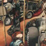 edward-burra-ropes-and-lorries