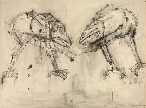 elisabeth-frink-warrior-birds