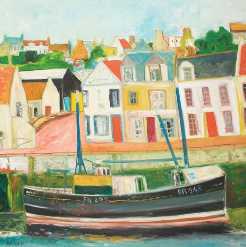 john-bellany-ships-in-harbour