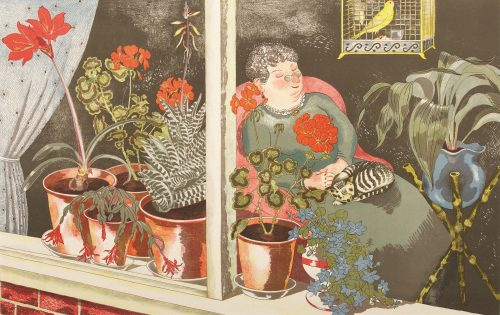 john-northcote-nash-window-plants