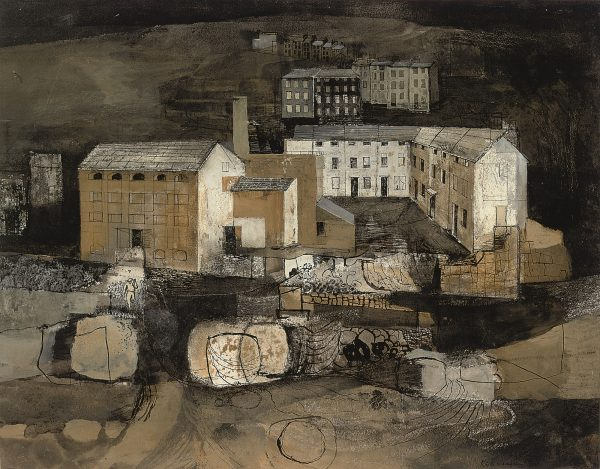 keith-vaughan-industrial-landscape-iii-morton-mill