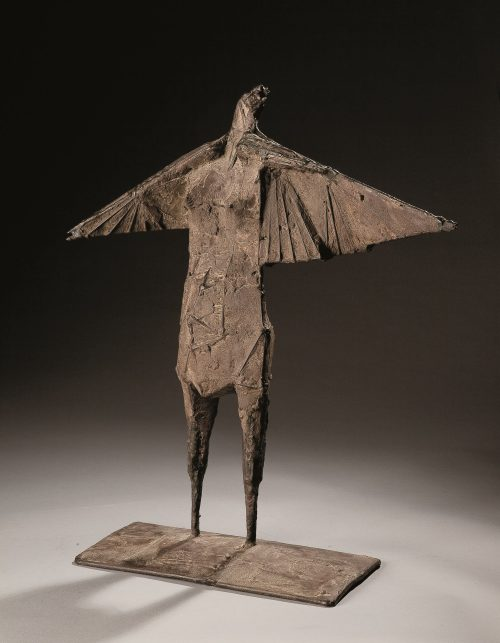 lynn-chadwick-maquette-winged-female-figure