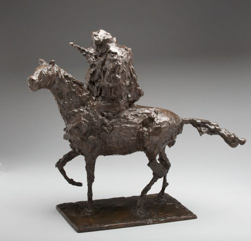robert-clatworthy-horse-and-rider