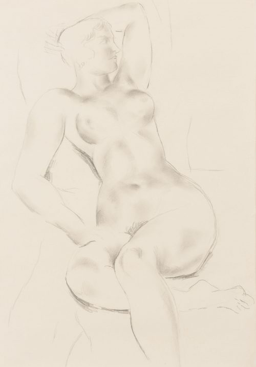 christopher-wood-seated-nude