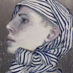 Tomas Harker_Striped Scarf reduced